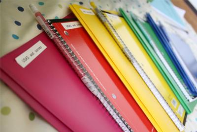 being organised